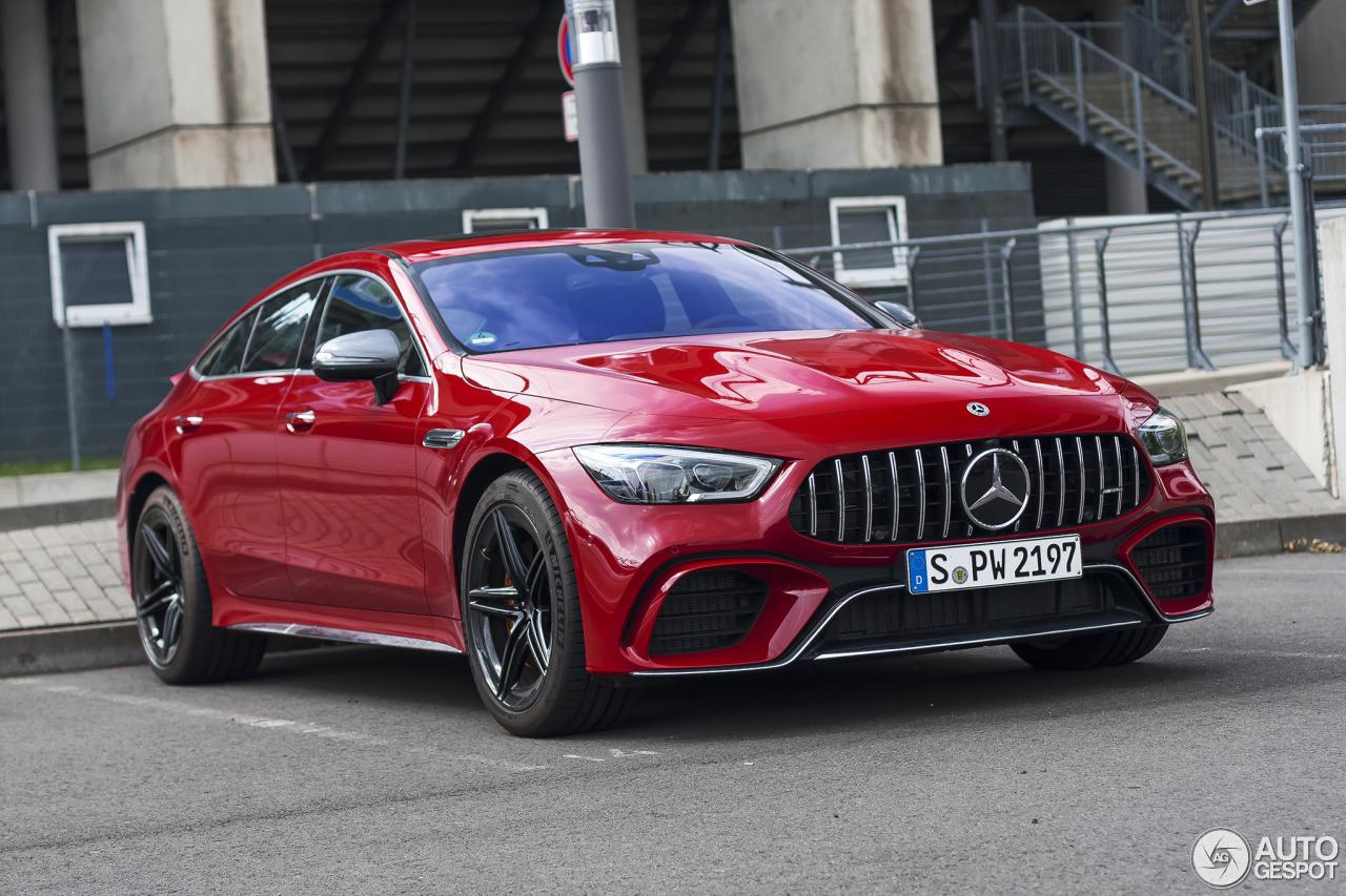 Mercedes-AMG GT 63 S X290 - 27 August 2018 - Autogespot