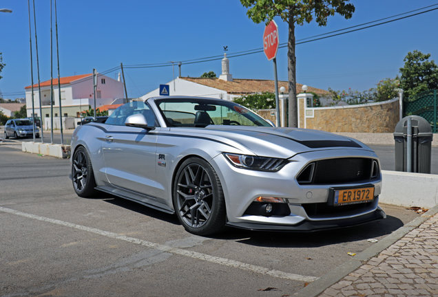 Ford Mustang RTR 2015 Convertible