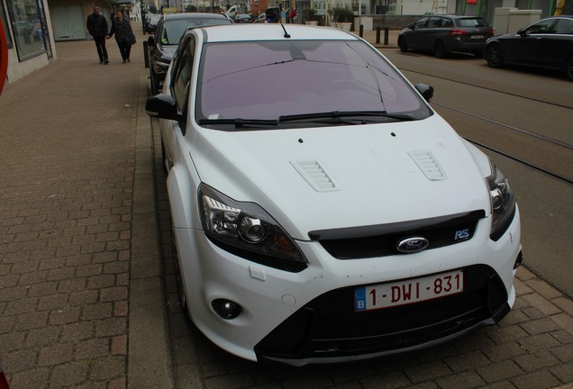 Ford Focus RS 2009 White Edition