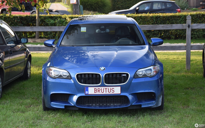 BMW M5 F10 2014 - 31 August 2018 - Autogespot
