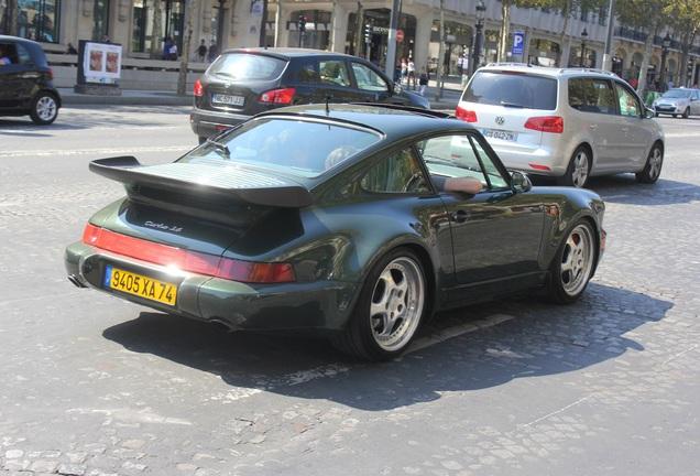 Porsche 964 Turbo S 3.6