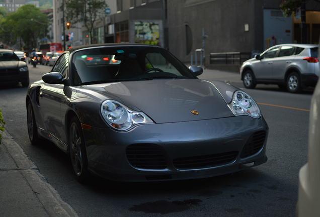 Porsche 996 Turbo S Cabriolet