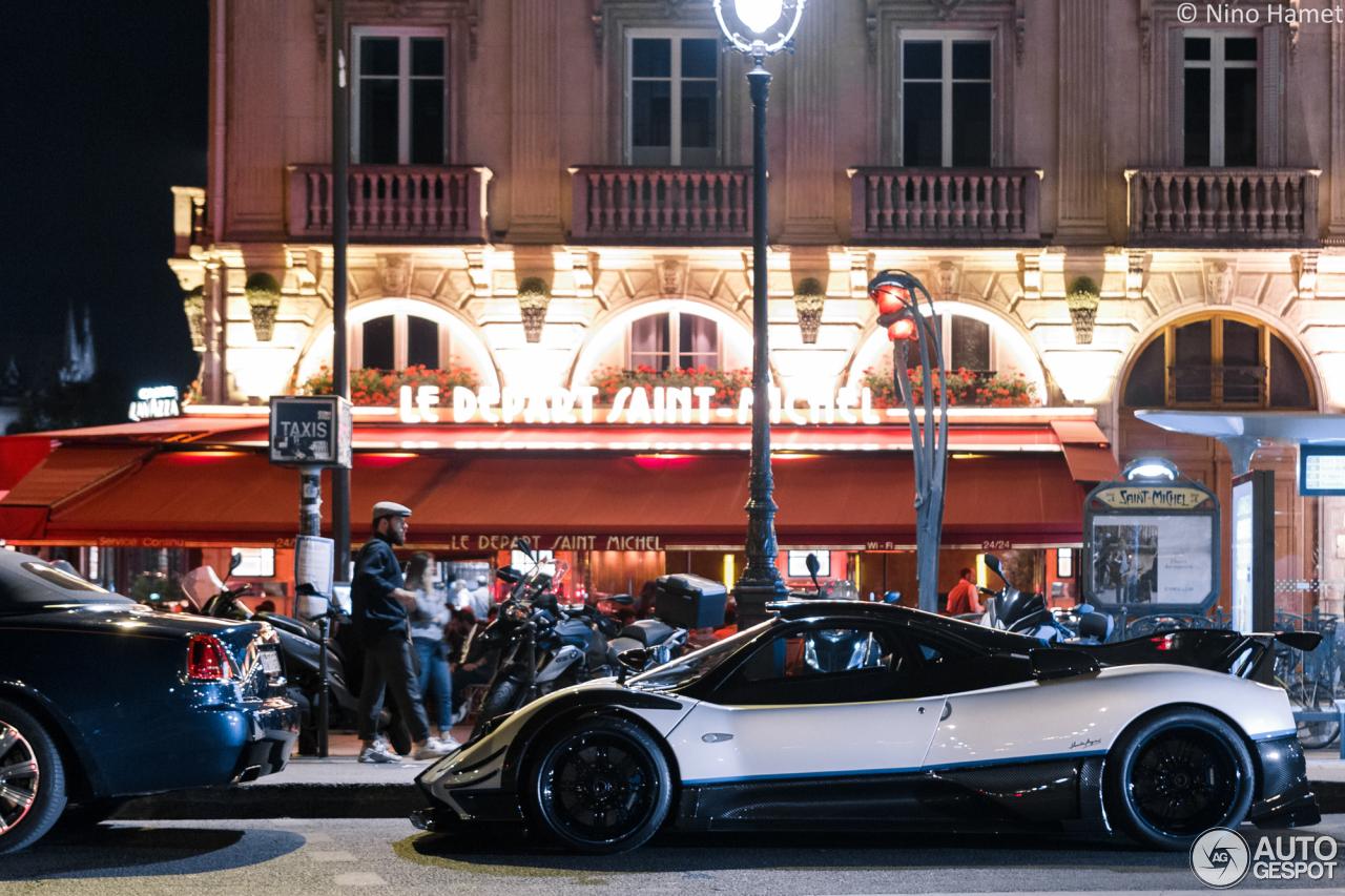 Pagani Zonda 760 Riviera