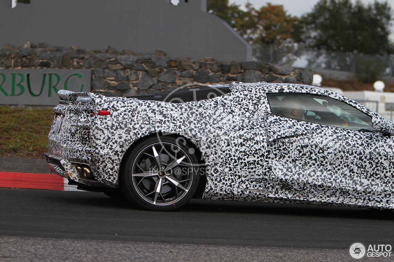Chevrolet Corvette C8 5 September 2018 Autogespot