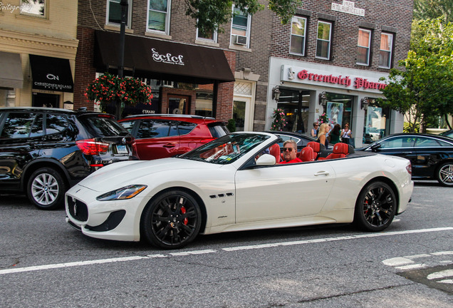 Maserati GranCabrio Sport 2013