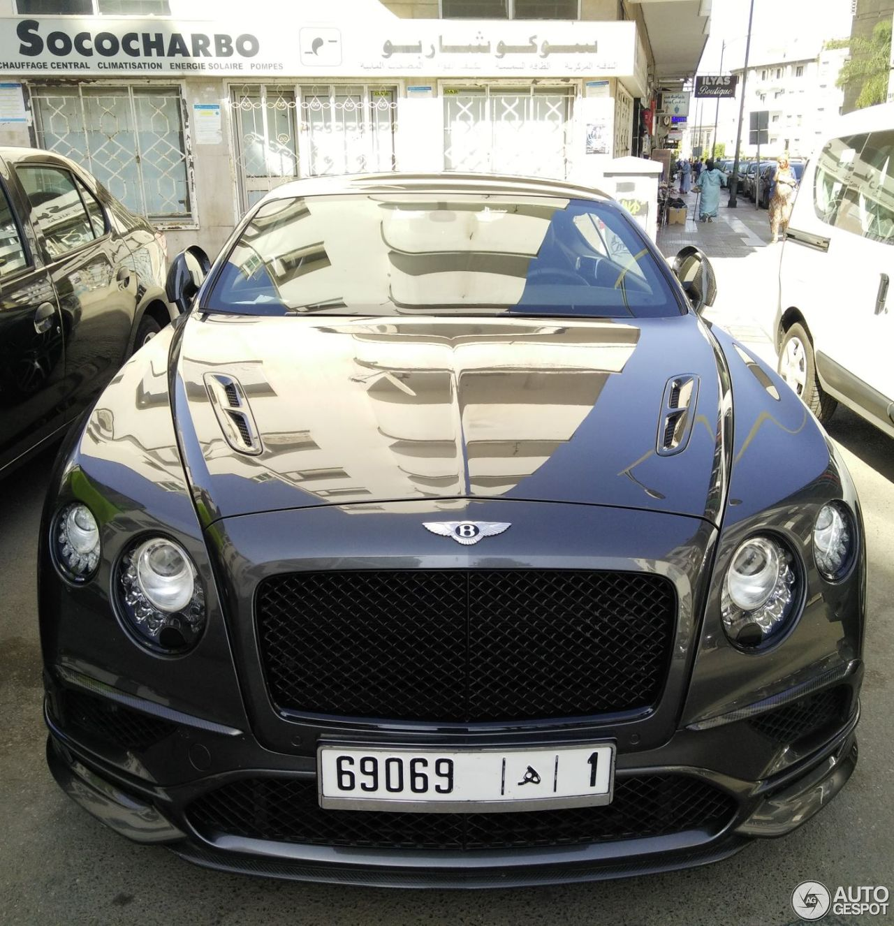 Bentley Sport Coupe Price: Bentley Continental Supersports Coupé 2018