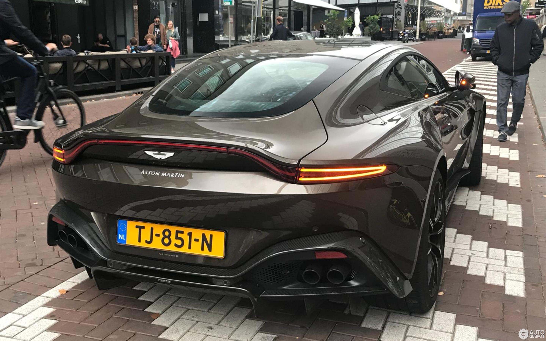 Aston Martin V8 Vantage 2018 8 September 2018 Autogespot