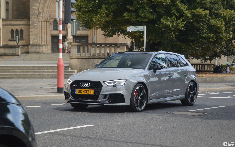 Kelebihan Audi Rs3 Sportback 2018 Harga