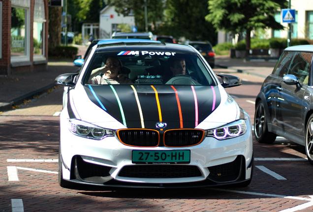 BMW M4 F82 Coupe DTM Champion Edition