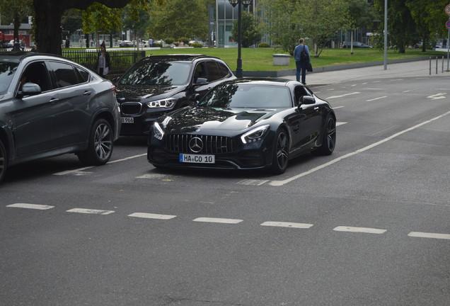 Mercedes-AMG GT C C190