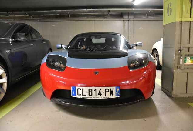 Tesla Motors Roadster Signature 250