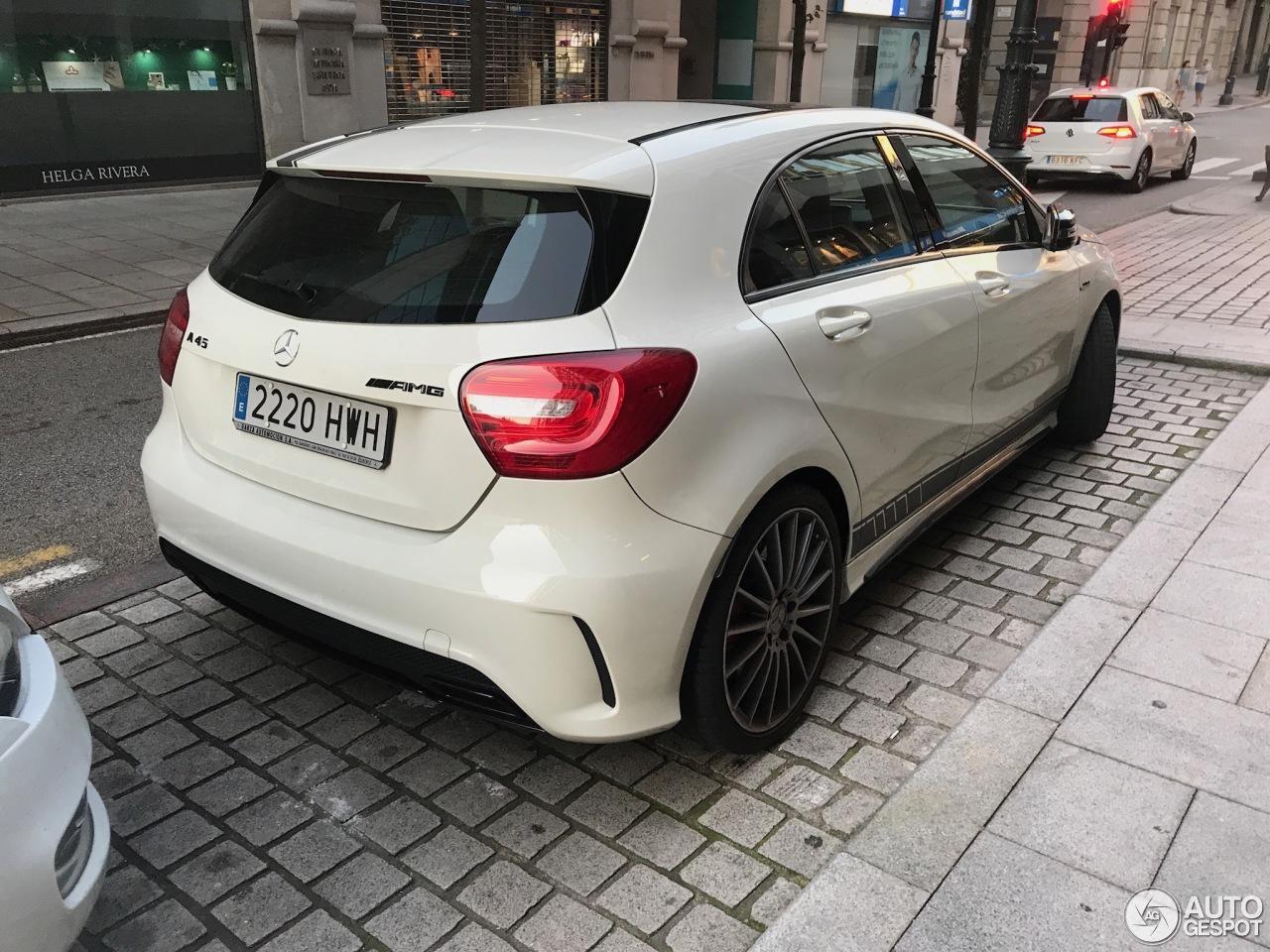 Mercedes-Benz A 45 AMG Edition 1