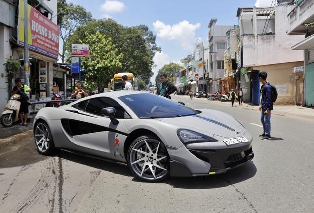 McLaren 570S Vorsteiner VX