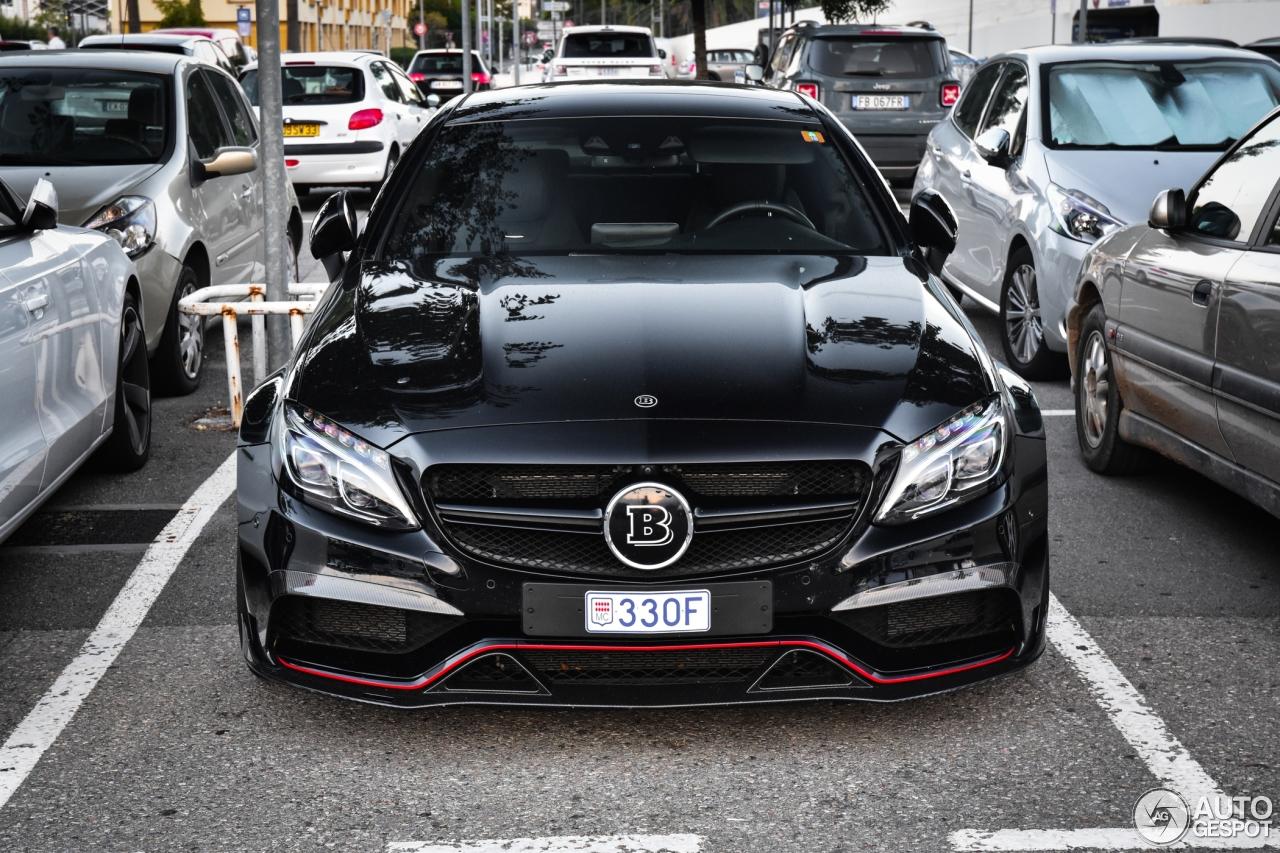 Mercedes-AMG Brabus C B40-650 C205