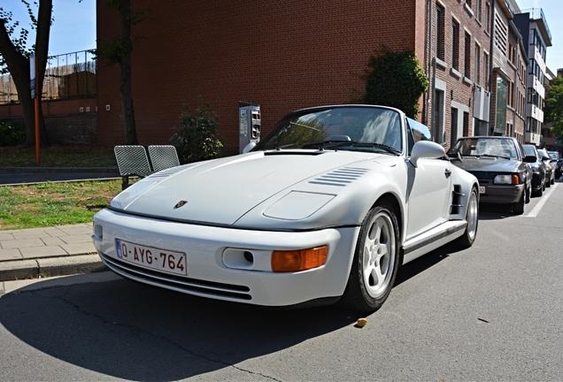 Porsche 964 Turbo Cabriolet Flatnose