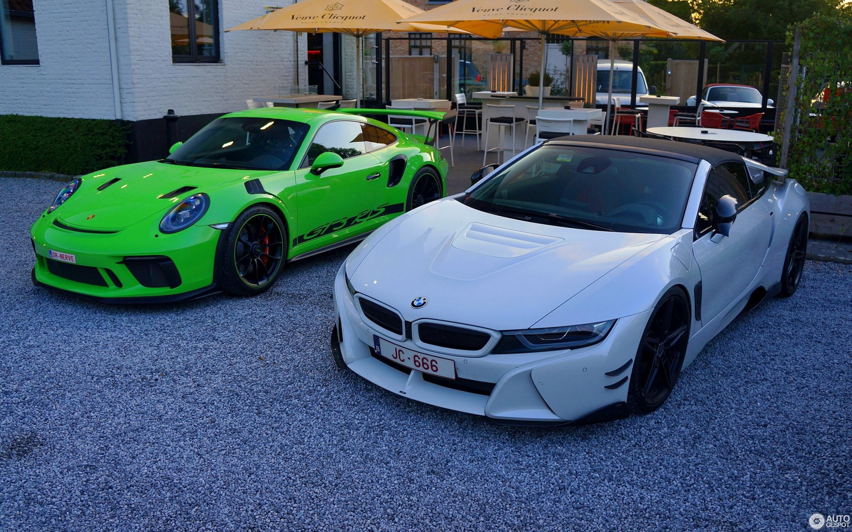 BMW AC Schnitzer ACS8 Sport Roadster