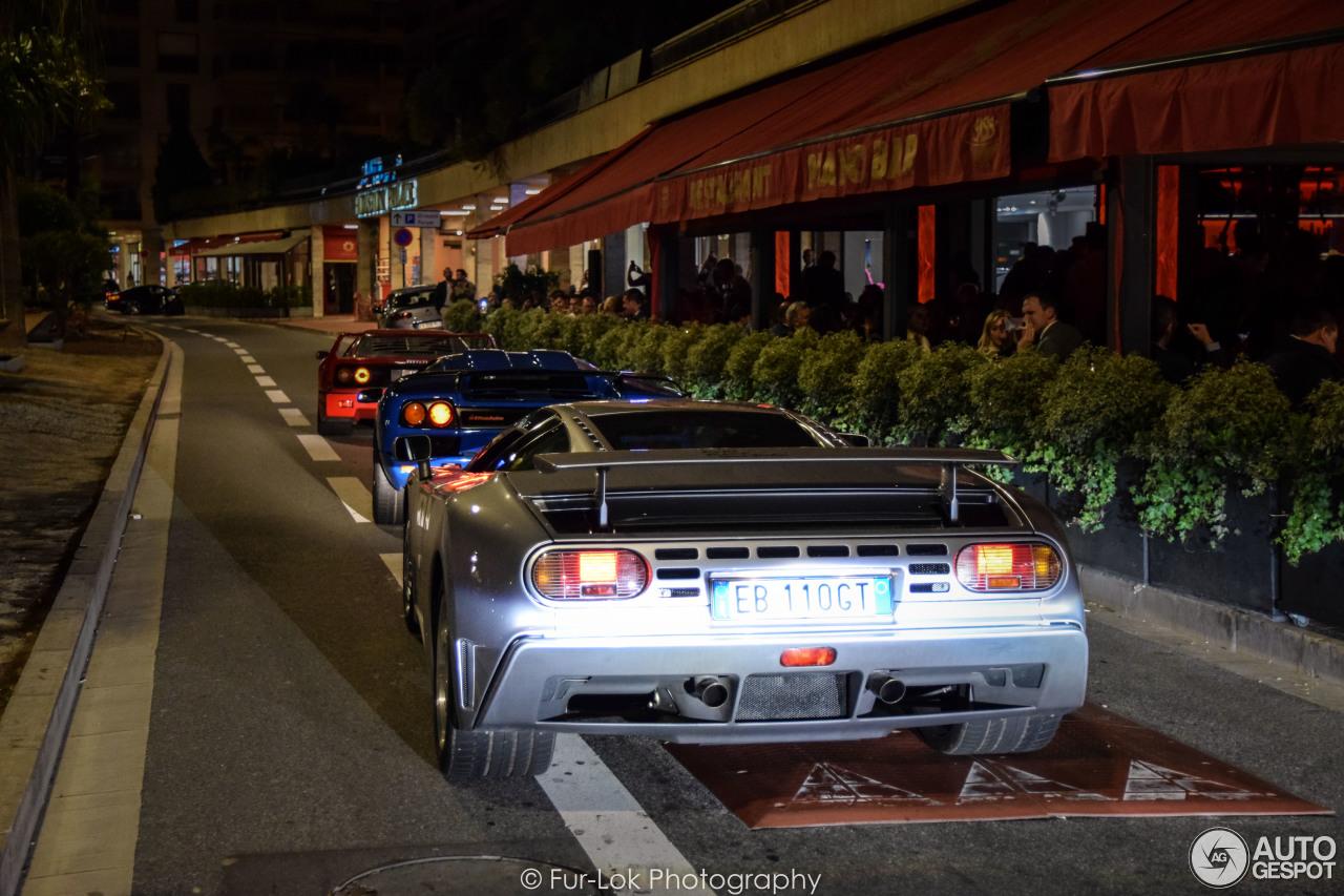 Bugatti EB110 GT