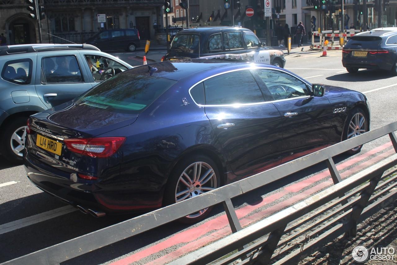 Maserati Quattroporte Diesel 2013 - 15 September 2018 - Autogespot