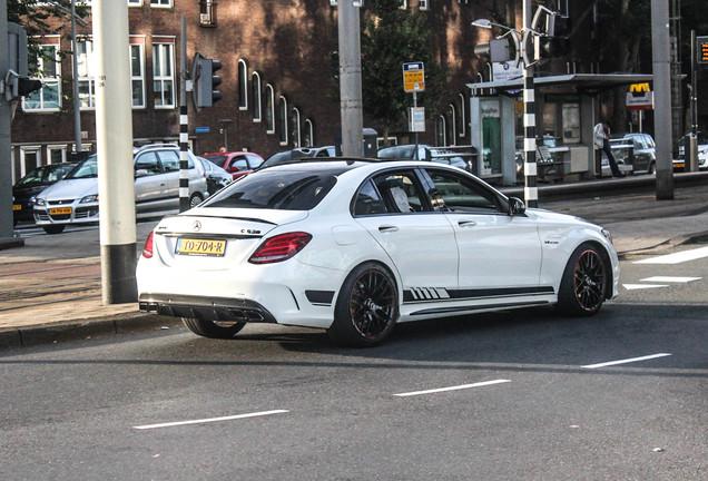 Mercedes-AMG C 63 S W205 Edition 1