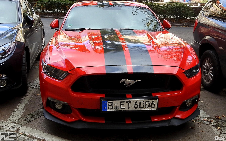 Ford Mustang GT 2015 16 September 2018 Autogespot
