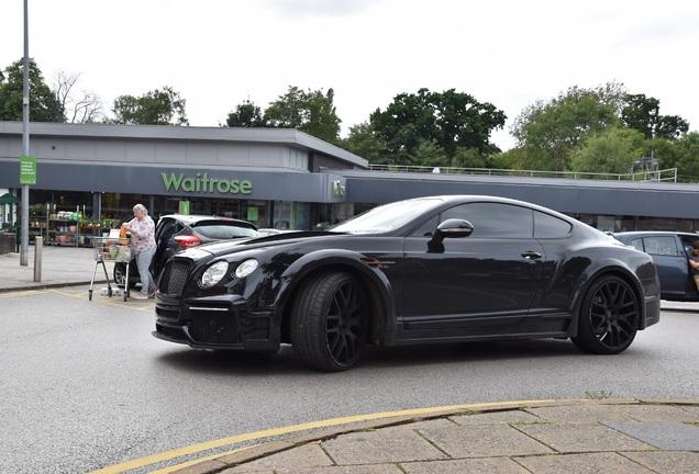 Bentley Continental GT 2012 ONYX Concept GTX Series II
