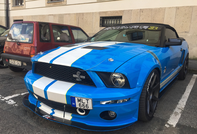 FordMustang Stage 3 AP Racing Shelby GT500 Convertible