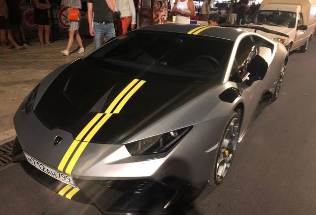 Lamborghini Mansory Huracán LP610-4 Avio