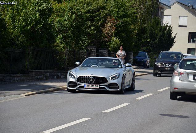 Mercedes-AMGGT C Roadster R190