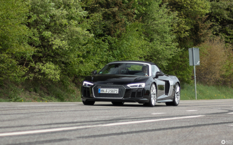 Audi R V Spyder September Autogespot - Fj audi