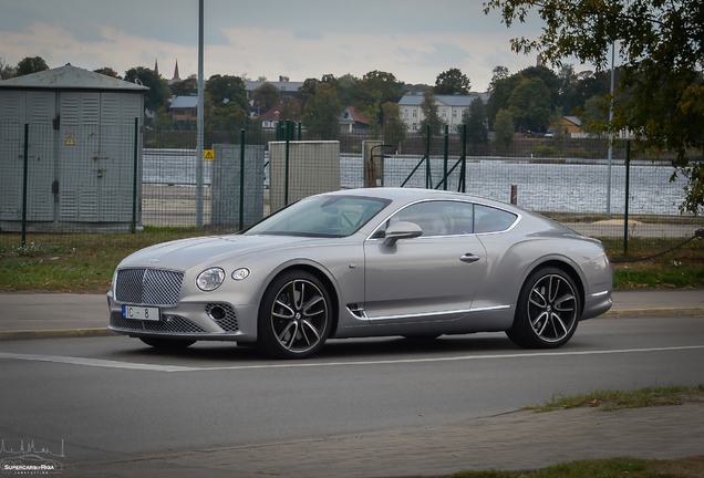 BentleyContinental GT 2018 First Edition