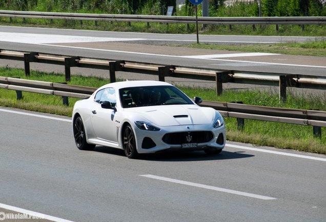 MaseratiGranTurismo MC 2018