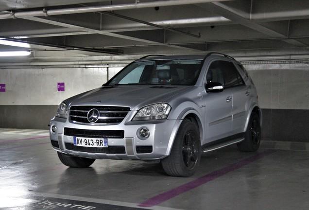 Mercedes-Benz ML 63 AMG W164