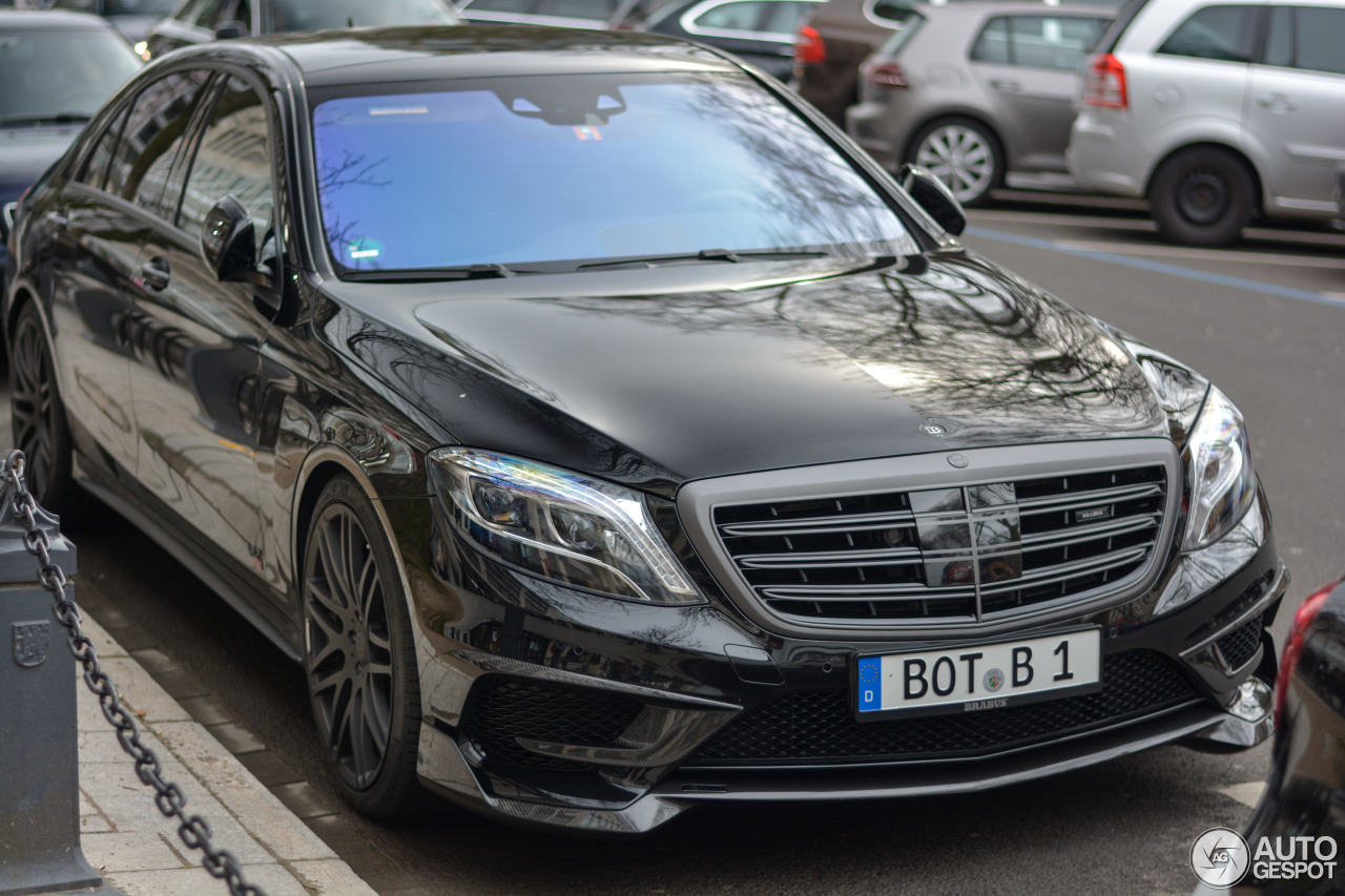 Mercedes-Benz Brabus 900 Rocket - 19 September 2018 ...