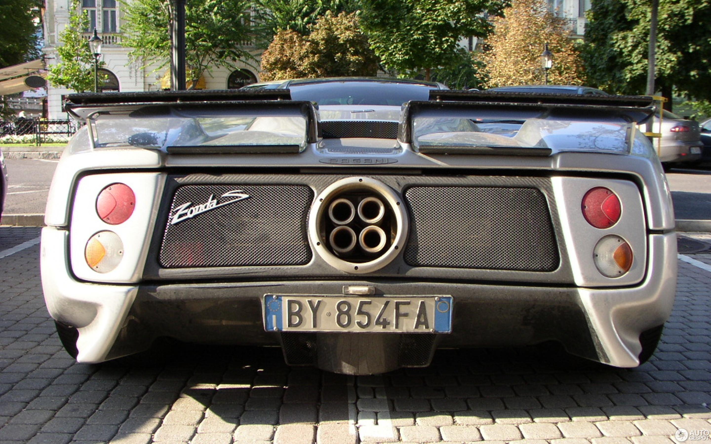 Pagani Zonda C12-S