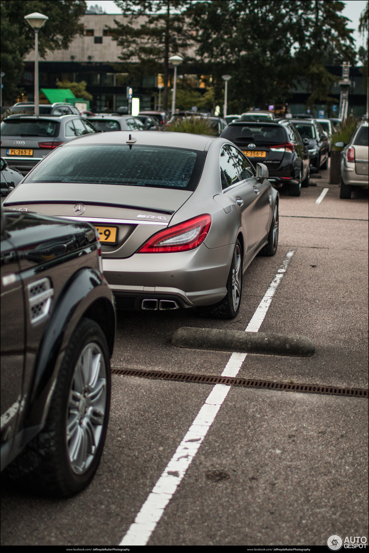 Mercedes Benz CLS 63 AMG C218 20 September 2018 Autogespot