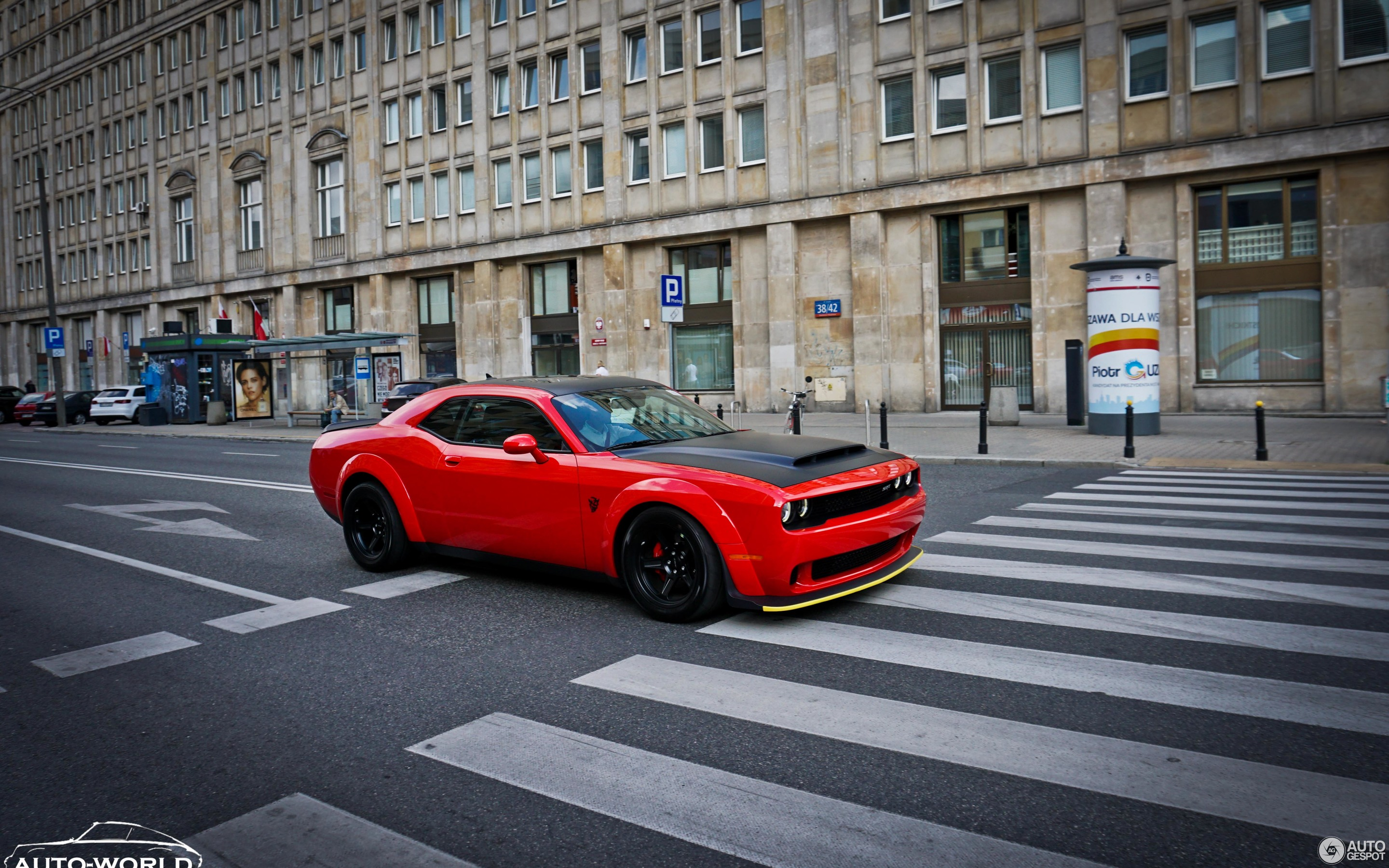 Dodge Challenger Srt Demon 20 September 2018 Autogespot