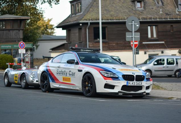 BMW M6 F13 2015 MotoGP Safety Car