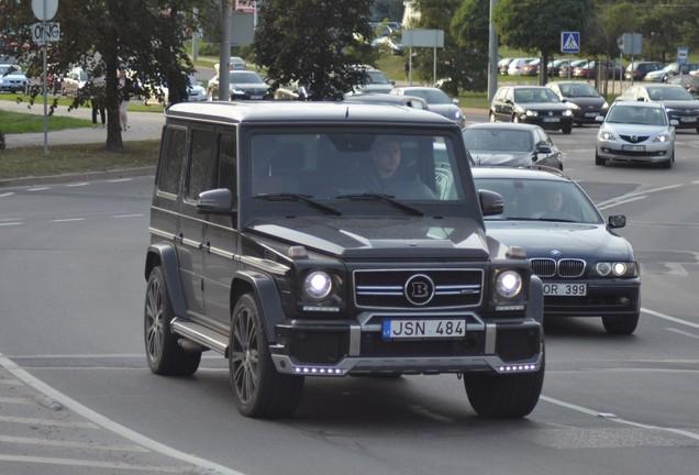 Mercedes-BenzBrabus G 63 AMG B63-620