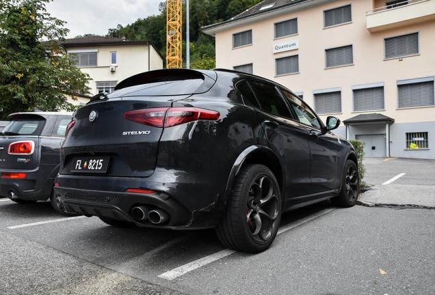 Alfa RomeoStelvio Quadrifoglio
