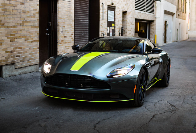 Aston MartinDB11 AMR Halo