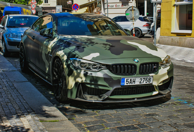 BMWM4 F82 Coupé