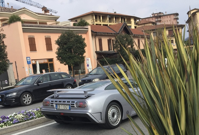 BugattiEB110 GT