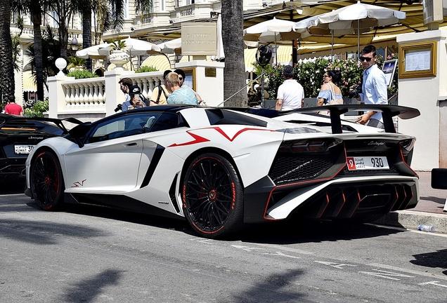 LamborghiniAventador LP750-4 SuperVeloce Roadster