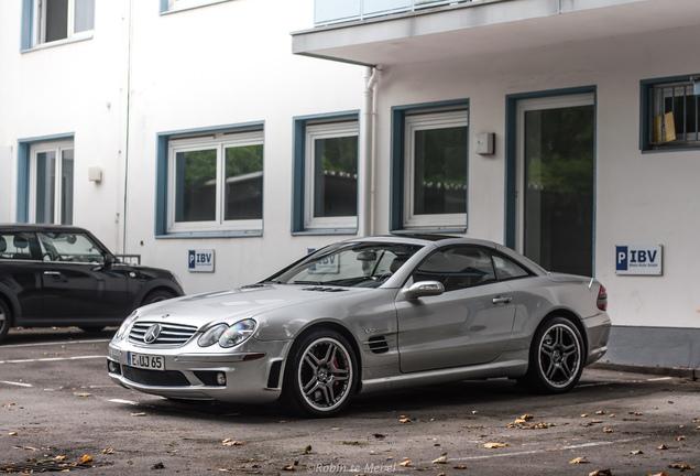 Mercedes-Benz SL 65 AMG R230