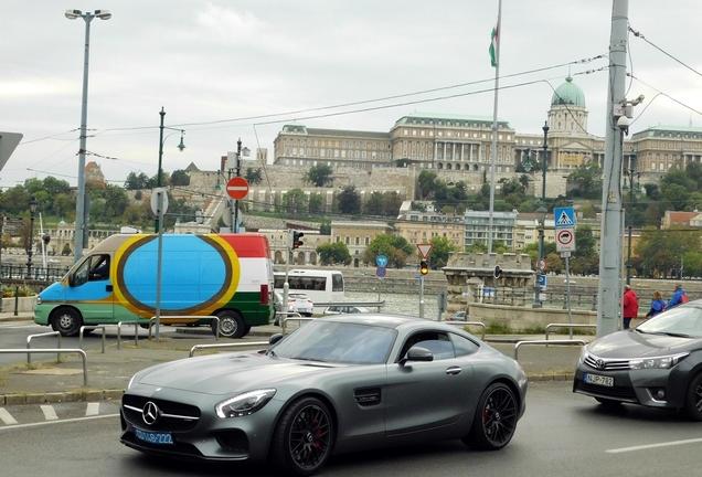 Mercedes-AMGGT S C190