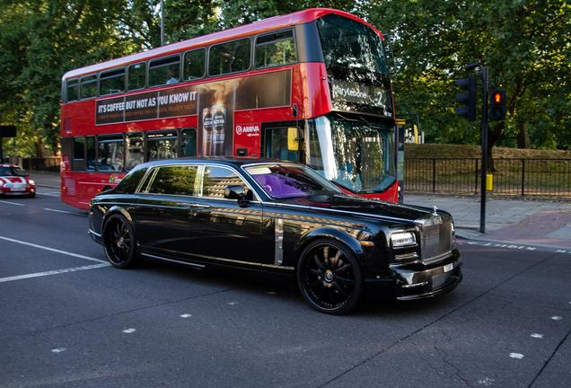 Rolls-Royce Phantom EWB Series II Mansory Conquistador