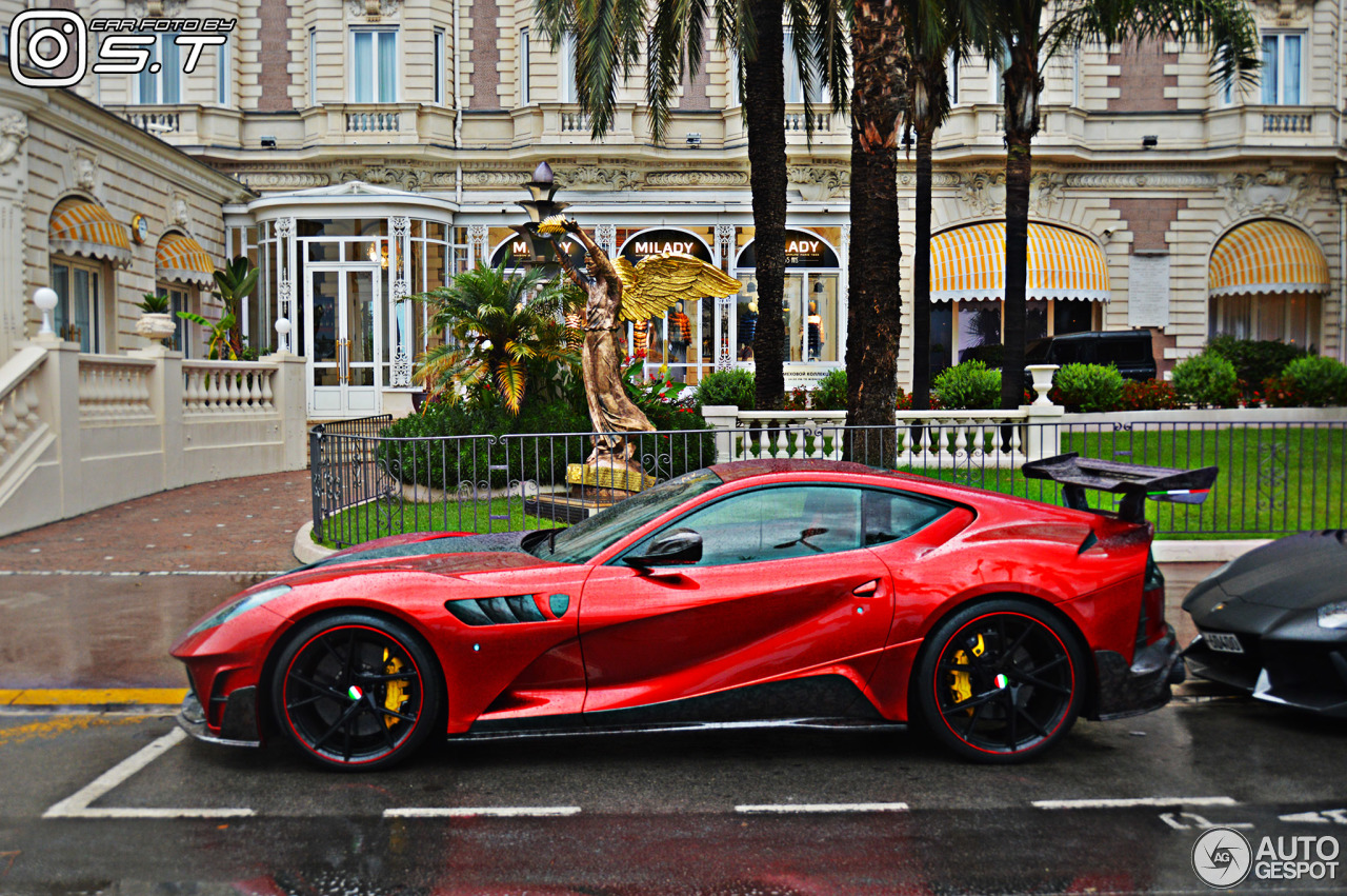 Ferrari 812 Superfast Mansory Stallone 30 September 2018 Autogespot