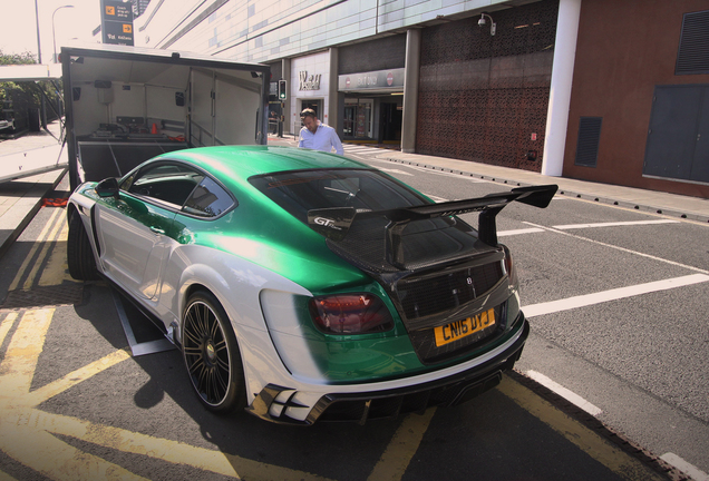 Bentley Mansory Continental GT Race