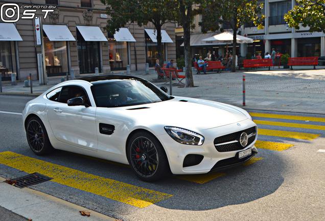 Mercedes-AMG GT S C190