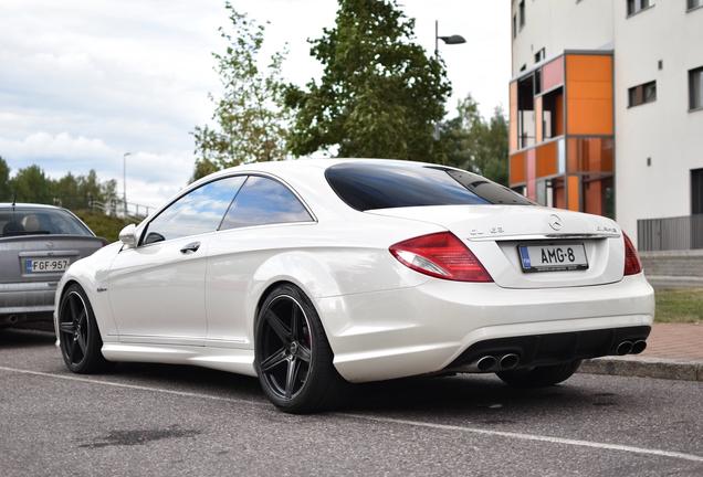 Mercedes-Benz CL 63 AMG C216